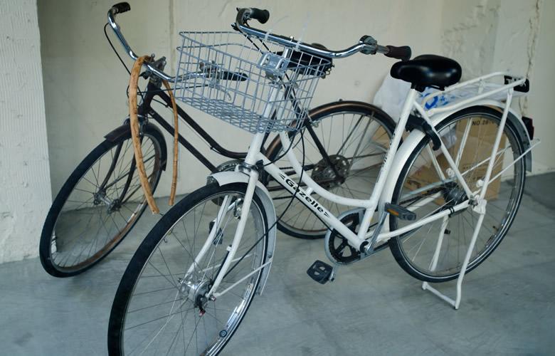 他人から貰った自転車や放置自転車はどうすれば良いか?
