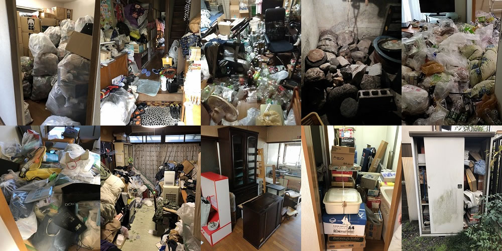 年間相談実績8万件以上!福岡県地域密着の不用品回収サービス