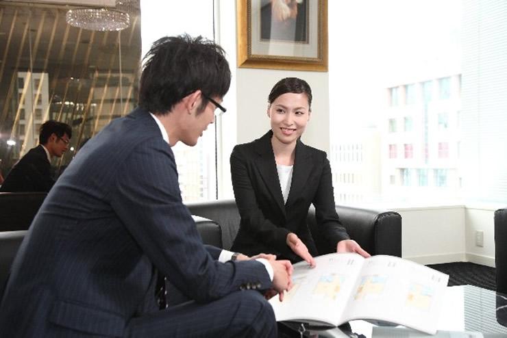 みんなが笑顔で働くことができる職場を
