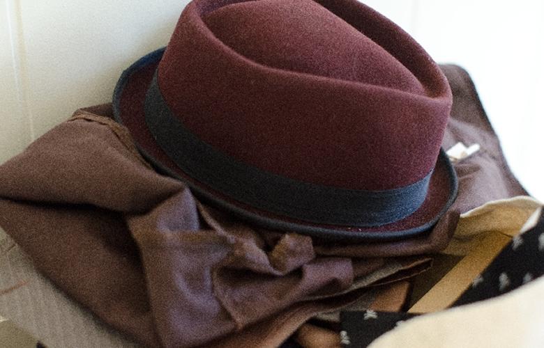 服の収納法