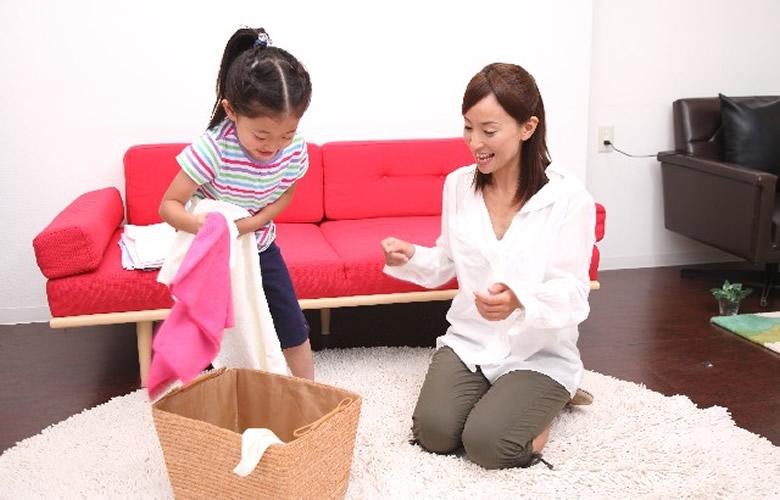 子どもも片付けやすくなる収納方法