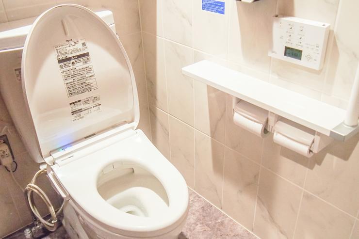 トイレ掃除編