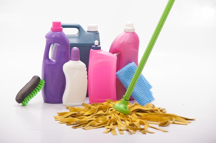 洗剤を使い分ける