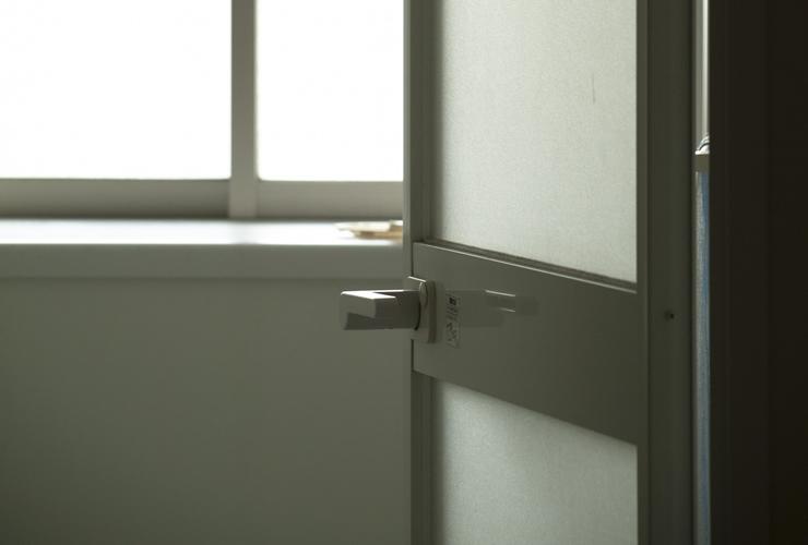 風呂場ドアのゴムパッキン