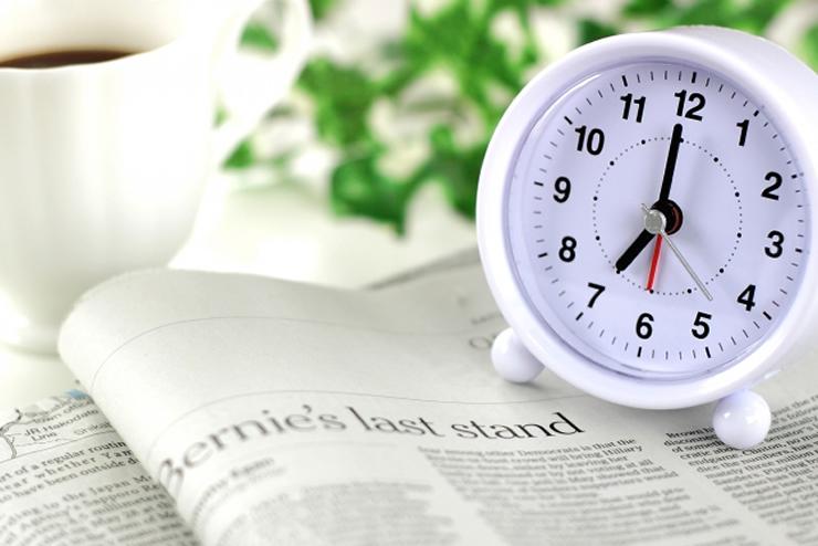 「5分だけ片付けよう」集中できる時間設定をする