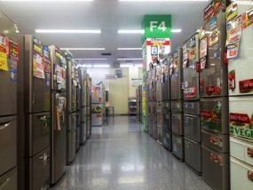 冷蔵庫を高額買取りのために知っておきたい需要実態と買取り相場価格