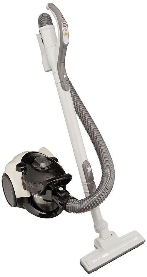 シャープ サイクロン掃除機 EC-CT12-C