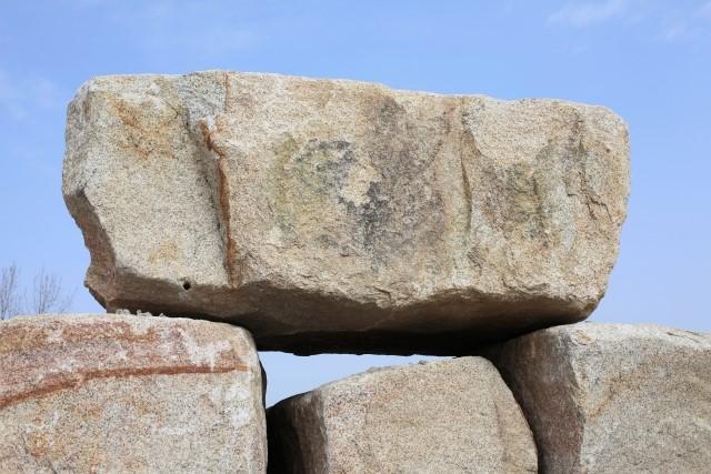 庭石を再利用する