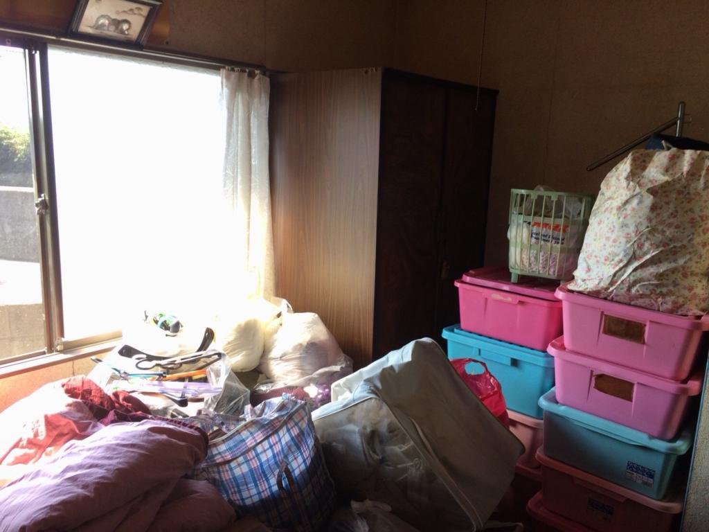【下関市綾羅木】ご実家の使わなくなった不用品をまとめて処分することができ、大変ご満足いただけました!