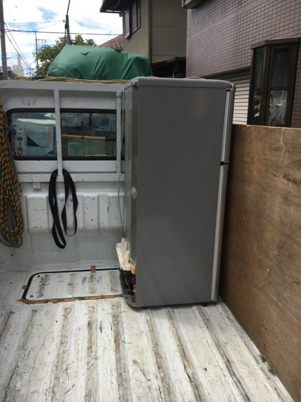 家具・家電の回収☆ご希望の日程で対応でき、お客様にご満足いただけました。