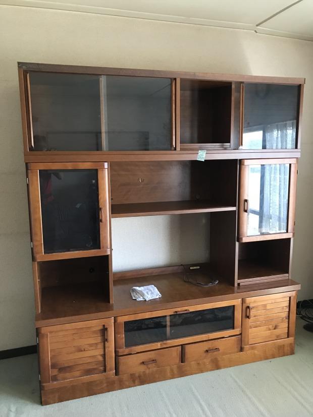 【山陽小野田市郡】ピアノなど大型家具をまとめて処分いたしました。