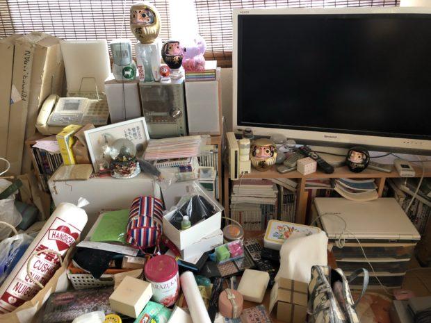 即日回収☆忙しいお客様にご自宅の片付けもはかどったと喜んでいただけました。