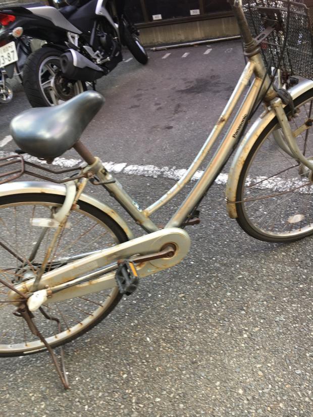 【北九州市】自転車の回収☆他社様でお断りされてしまった自転車を処分できご満足いただけました!