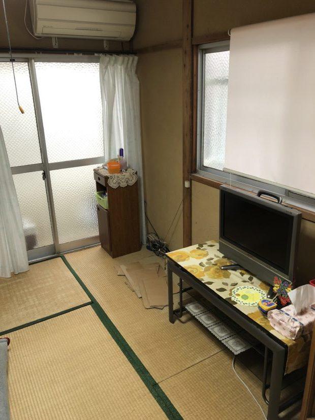 【長岡京市長岡】家具3点の回収☆解体から搬出までのスタッフの手際の良さにご満足いただけました!