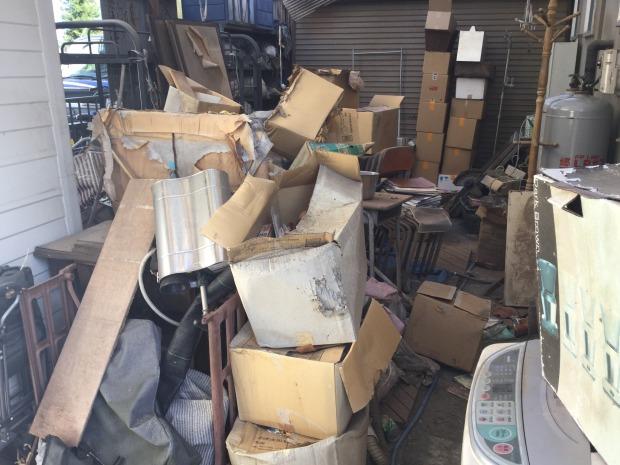 【大里郡寄居町】他社では対応のできなかった不用品を処分することができ、大変お喜びいただけました!