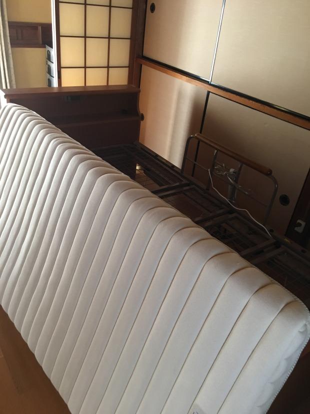 【北九州市】介護用電動ベッド1点の回収☆「web割引」の適用で料金が安くなりお喜びいただけました!