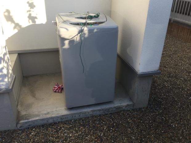 【前橋市東片貝町】洗濯機の回収☆ご希望日での対応や作業の早さにお喜びいただけました!