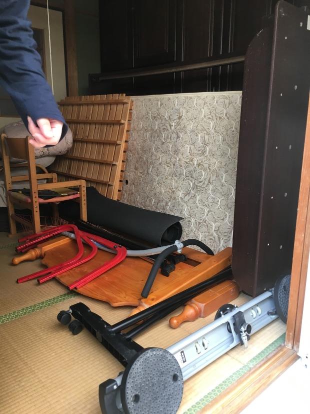 【宇和島市】軽トラック1台程度の不用品回収☆希望日での対応に、時間のないお客様にお喜びいただけました!