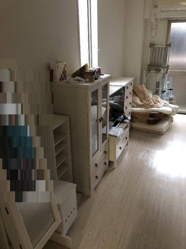 【京都市東山区】お引っ越しに伴う不用品回収☆ご希望日での対応にご満足いただけました!