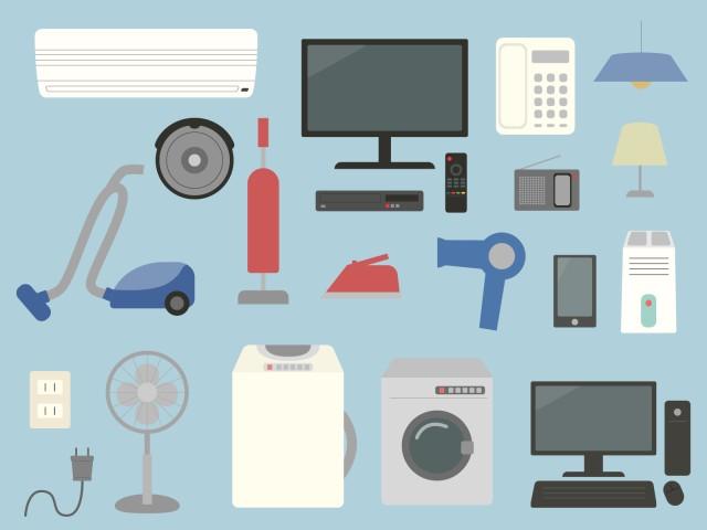 【買取・無料・有料】家電を処分する3つの方法と手順・費用までを全解説