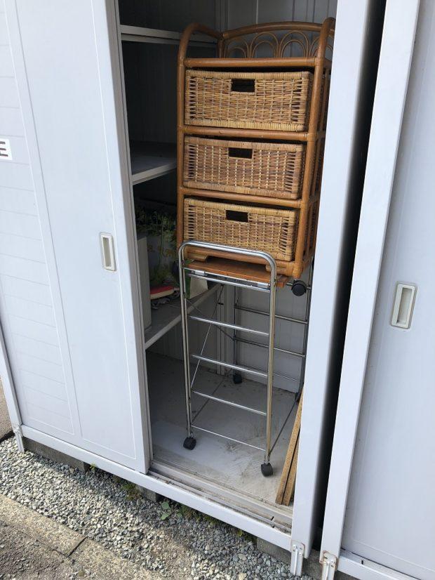【山口市若宮町】家具・家電の回収☆軽トラック積み放題プランで費用を抑えることができお喜びいただけました!