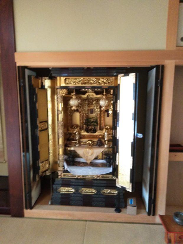 【須崎市緑町】お仏壇や家財道具の回収☆ご自宅がすっきりと片付きご満足いただけました!