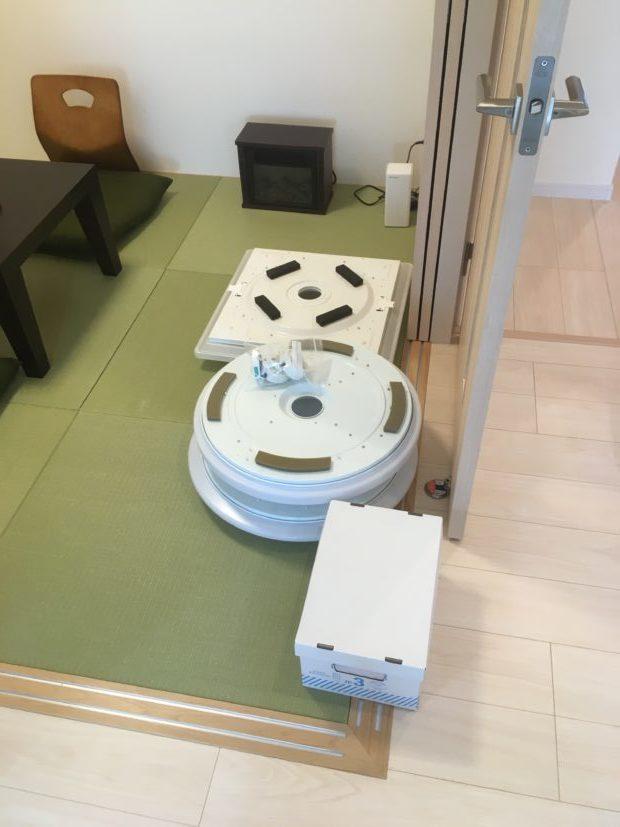 【北九州市若松区】テレビボード、シーリングライトなどの回収☆急遽増えてしまった不用品もまとめて回収し、柔軟な対応にご満足いただけました!