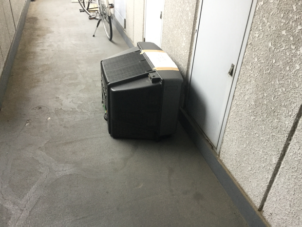 【前橋市三俣町】ブラウン管テレビの回収☆ご希望の日程での対応にご満足いただけました!