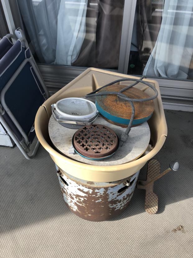【熊本市中央区】ベランダの清掃と不用品回収☆作業内容の追加にも対応でき、すっきりと片付いたベランダにご満足いただけました!
