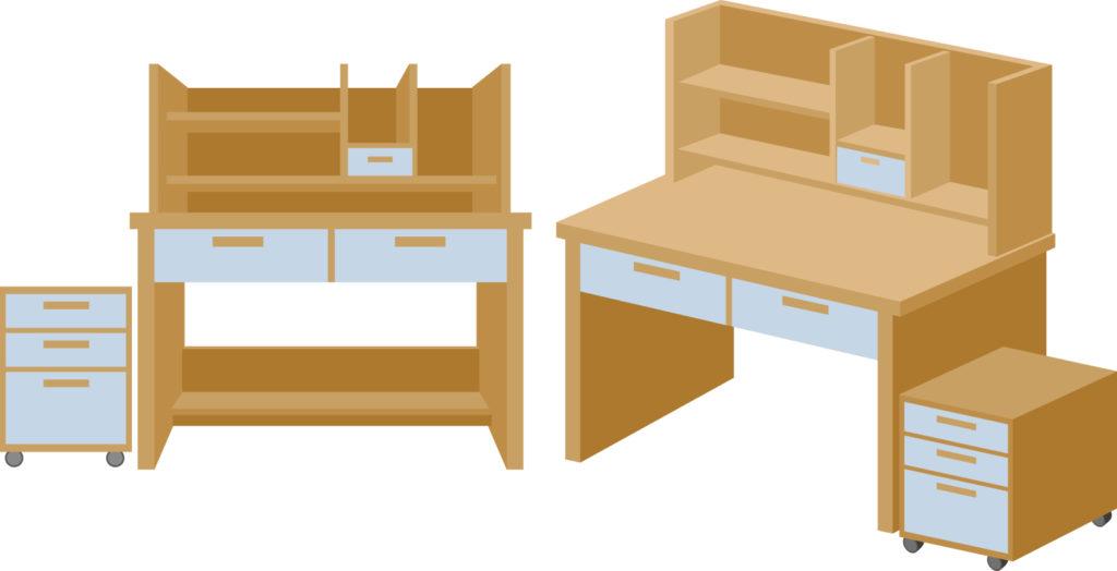 学習机の処分方法3選|手放すタイミングや費用相場までの全知識