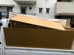 【船橋市習志野台】家財道具の回収☆現地お見積もりの結果、料金が安くなりお喜びいただけました!