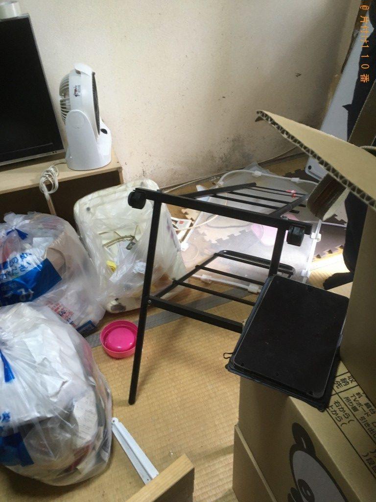 【北九州市八幡西区】ソファー、衣装ケースなど家具回収 お客様の声
