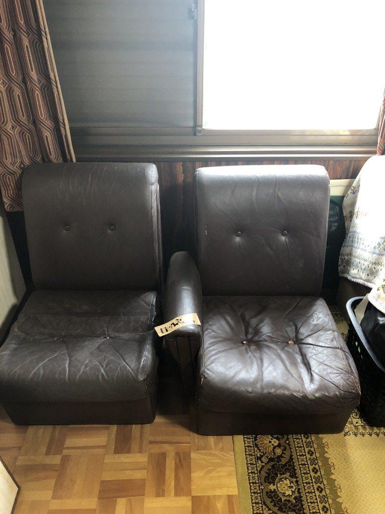 【姫路市】ソファーや棚など家具類の回収ご依頼 お客様の声