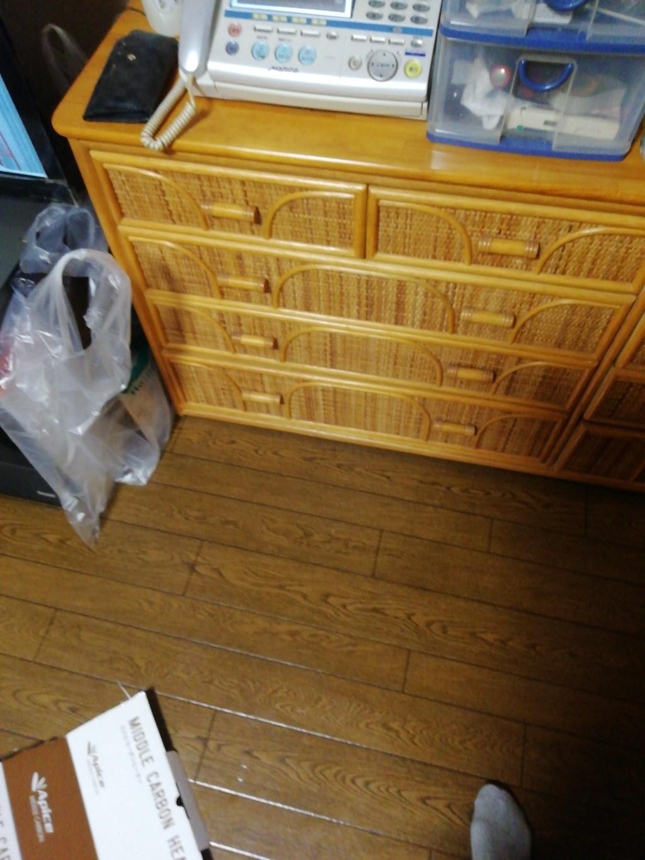 【京都市伏見区】テレビ、PC、収納棚など回収・処分 お客様の声