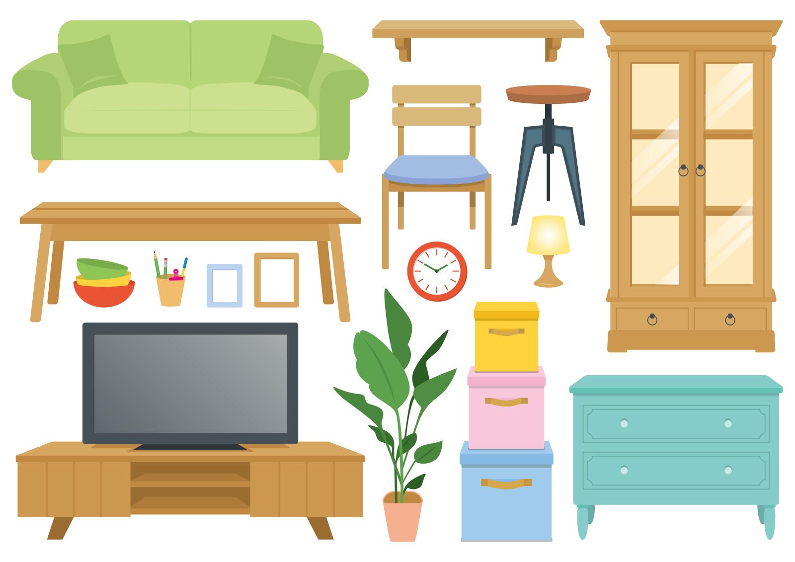 【輸出業者・行政・回収業者】家具の処分費用相場と安く捨てる秘訣