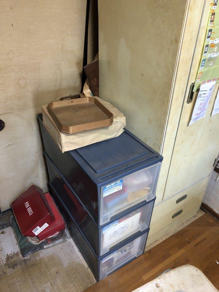 【北九州市門司区】軽トラ1台分の不用品回収 お客様の声