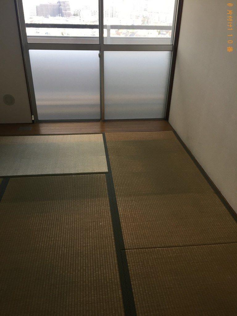 【福岡市東区】タンスとベッドの枠を回収のご依頼 お客様の声