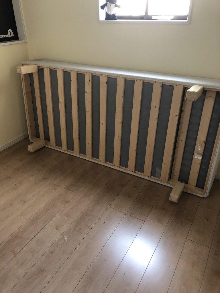 【河内長野市】シングルベッドの回収☆スタッフの素早い作業にとても満足していただきました!