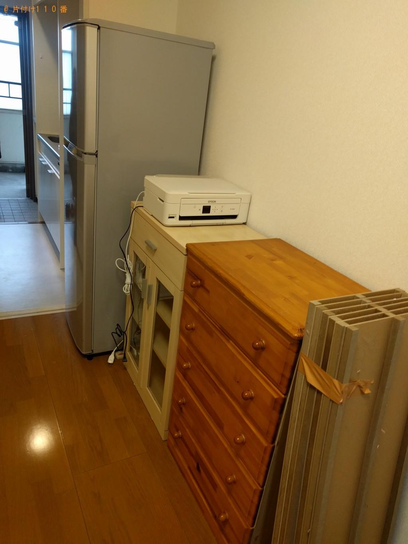 【北九州市小倉北区】家具家電類回収のご依頼 お客様の声