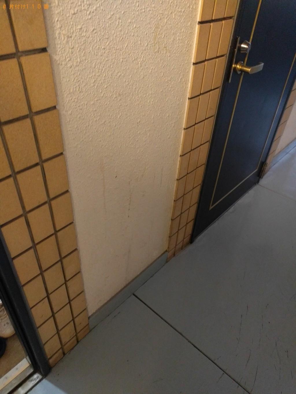 【北九州市小倉南区】洗濯機回収のご依頼 お客様の声