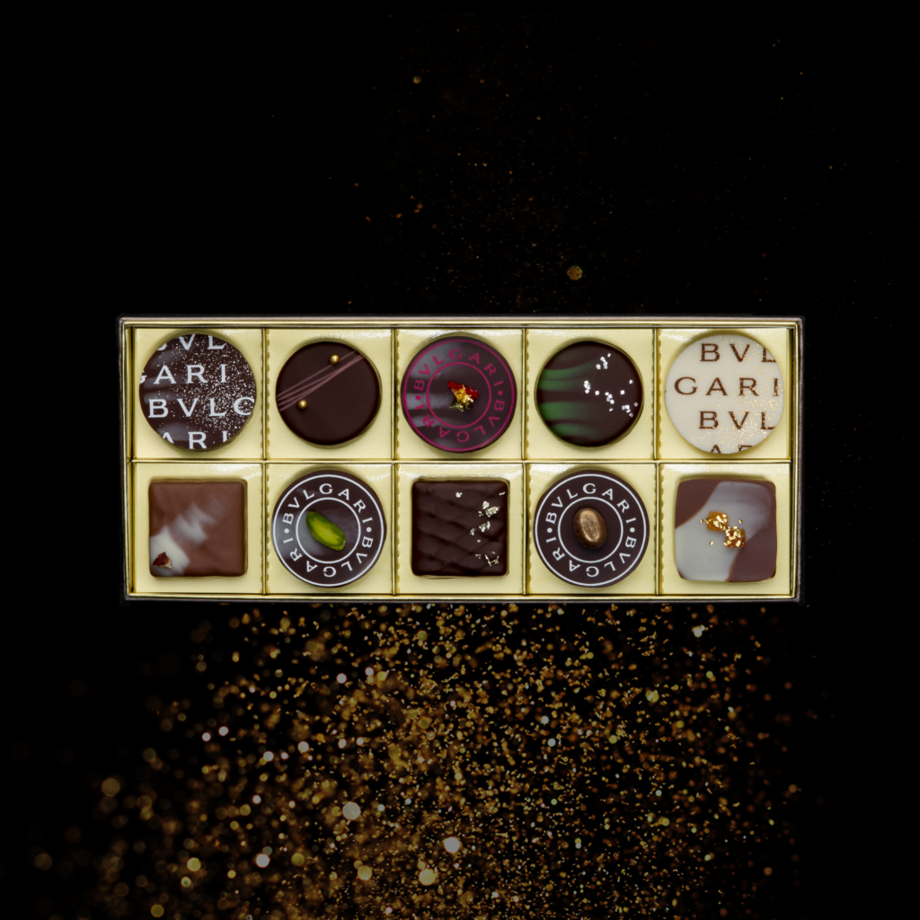 【当選結果発表】繊細!贅沢!BVLGARI チョコレート・ジェムズ 10個入
