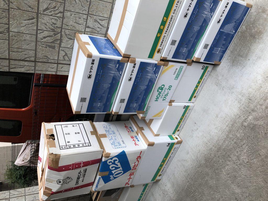 【横浜市緑区】ダンボール10箱分以上の書籍の回収☆綺麗に片付いてご満足いただけました!