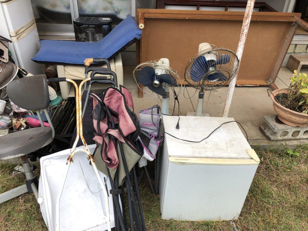 【玉名市玉名】家具や家電の回収☆処分を急いでいたお客様に、迅速な対応にご満足いただけました!