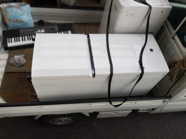 【枚方市津田駅前】軽トラック1台程度の不用品回収☆希望日での対応にご満足いただけました!