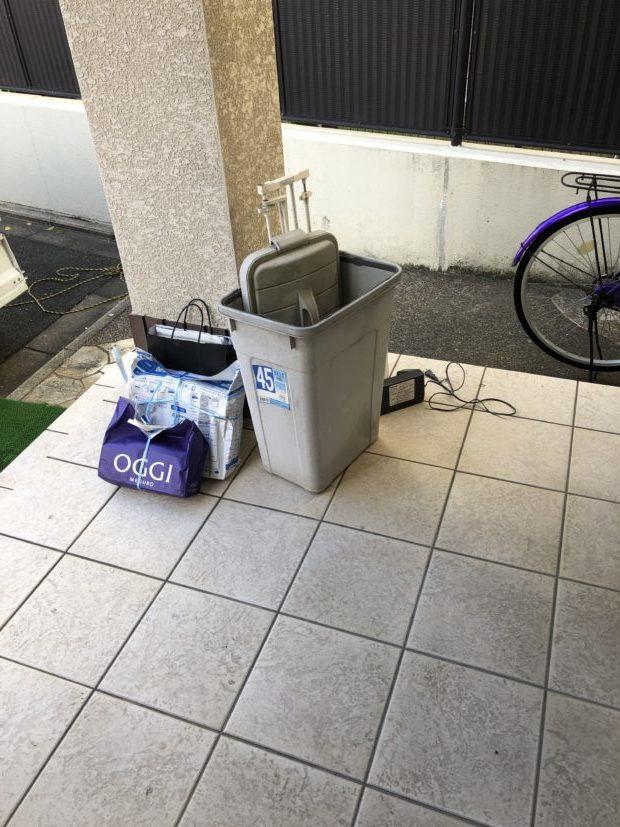 【京都市伏見区】エレクトーン、雑貨などの回収☆増えてしまった不用品もまとめて処分できお喜びいただけました!