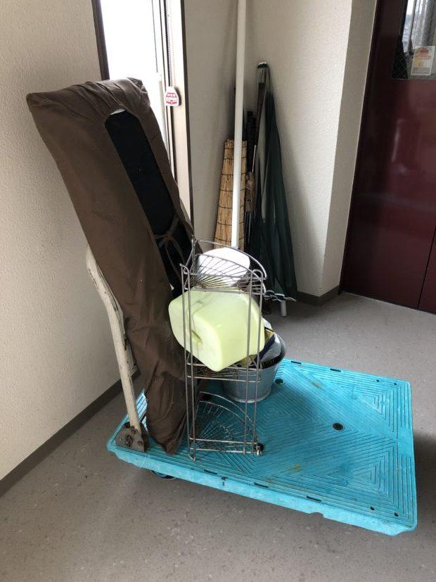【草津市】お引っ越しに伴う不用品回収☆ご希望の日程で、お引っ越し前のお部屋をきれいに片付けることができご満足いただけました!
