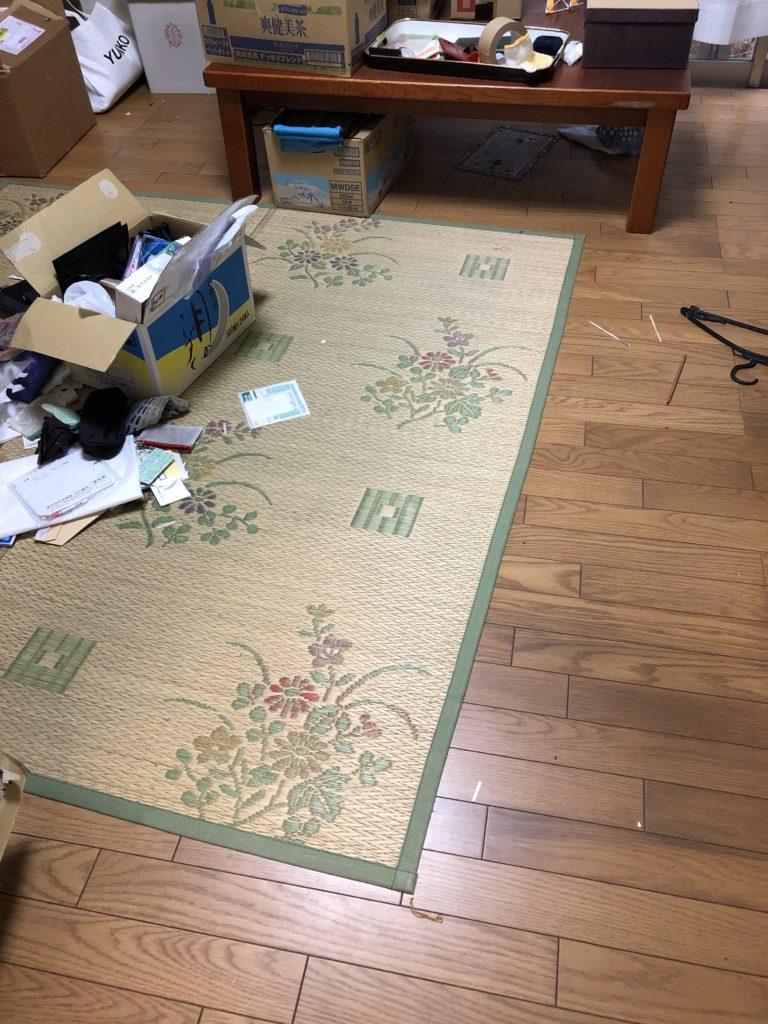 【横浜市青葉区】家中のお片付け&不用品回収☆綺麗になってサービスにも満足いただけました!