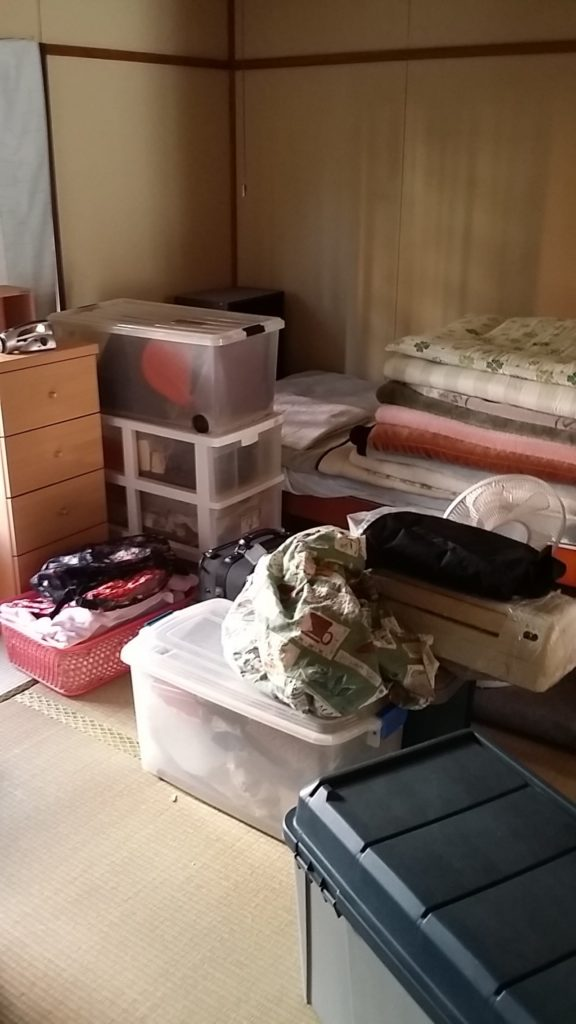 【鹿児島市】ベッドやタンスなどの回収☆2tトラック積み放題パックでご対応させていただきました!