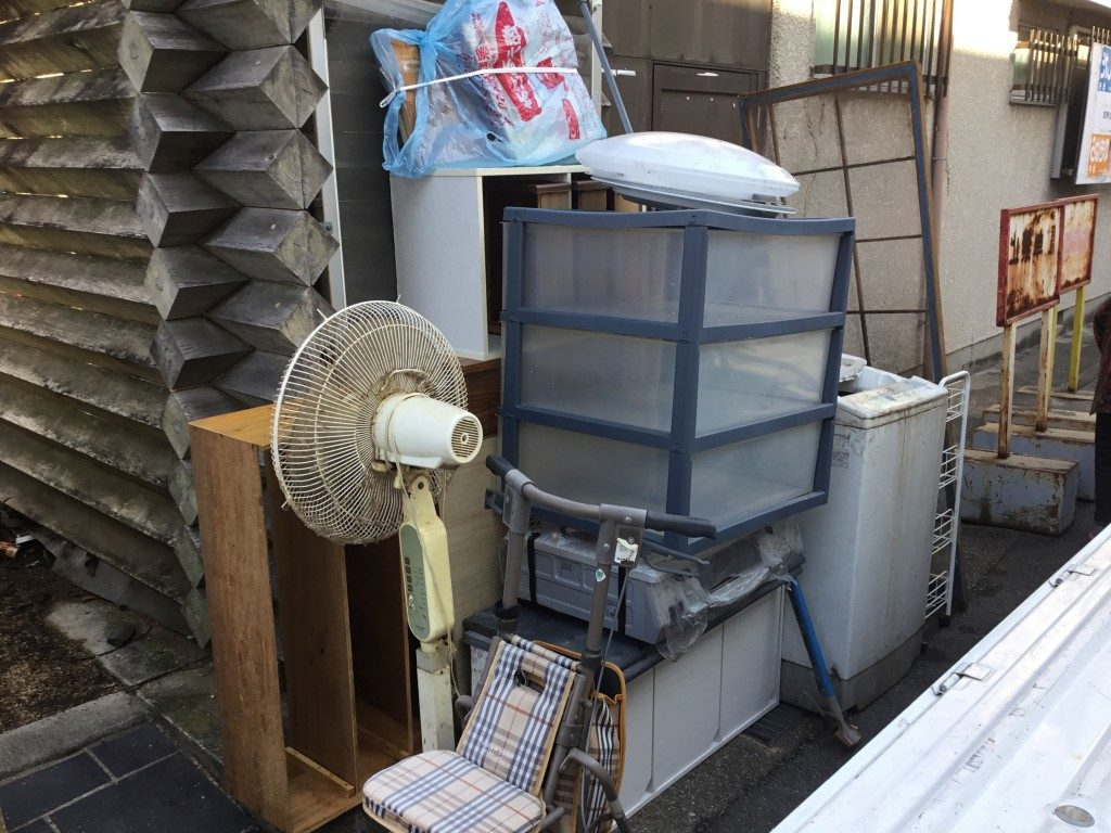 【神戸市長田区】軽トラック1台分回収のご依頼 お客様の声