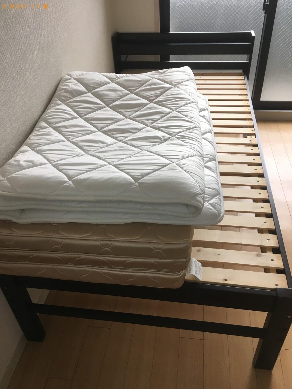 【北九州市小倉北区】ベッドやソファーなど回収 お客様の声